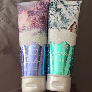 Bath & body works ultra Shea body cream